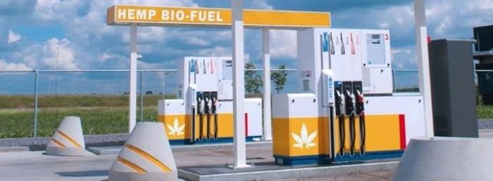 hemp bio fuel station