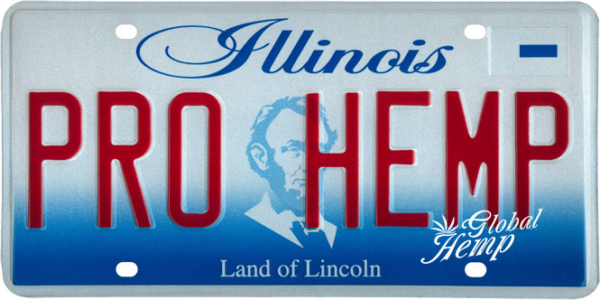 pro-hemp-illinois-license-plate